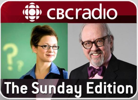 Tiffany Poirier on CBC radio discussing Philosophy for kids!